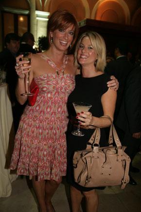 Caroline Feraday & Georgina Bouzova