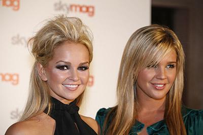 Jennifer Ellison & Danielle Lloyd