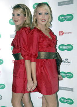 Samantha & Amanda Marchant