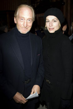 Charles Dance OBE & Eleanor Boorman