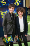 Tyger Drew Honey and Daniel Roche