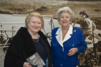Baroness Betty Boothroyd & Patricia Routledge CBE