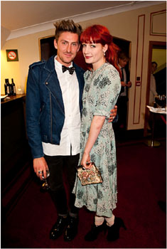 Henry Holland & Florence Welch