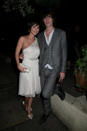 Natalie Imbruglia and Jackson Scott